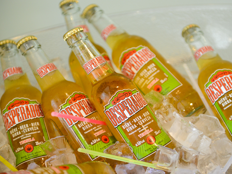 Desperados Beer Launch Party At Heineken Office Division Communications