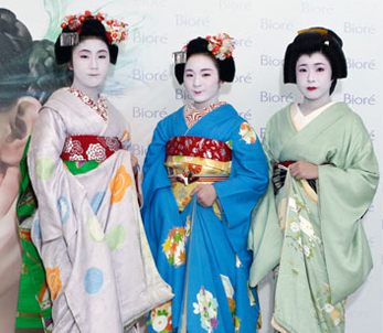 Geishas-at-Biore-Event
